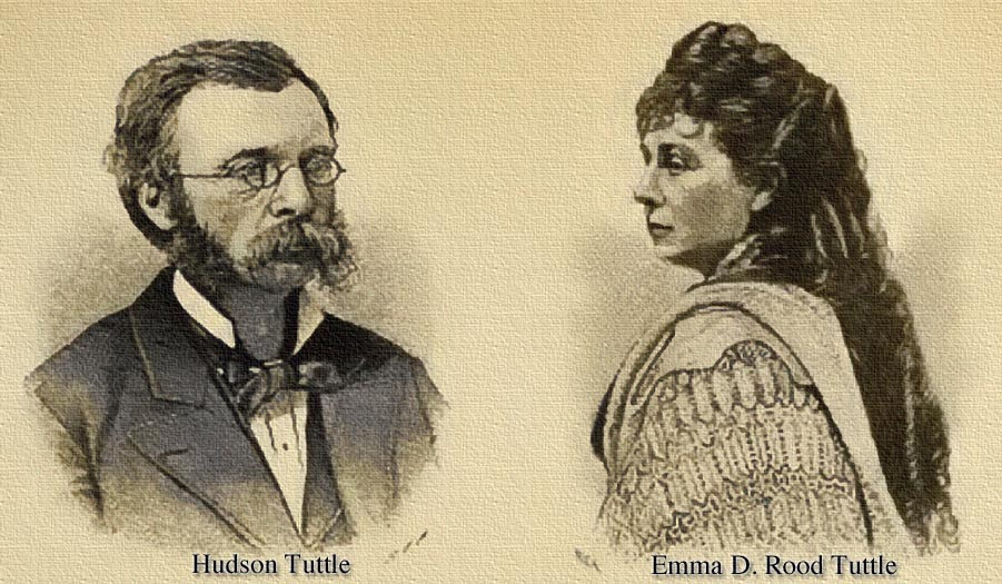Hudson and Emma Rood Tuttle
